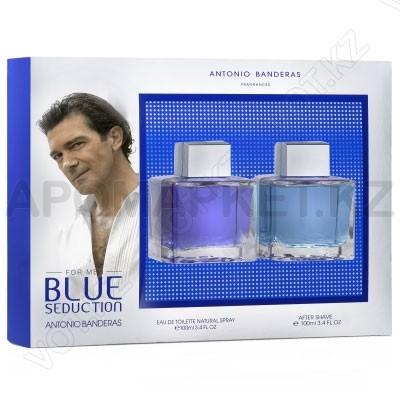 Antonio Banderas - Blue Seduction for Men - Набор