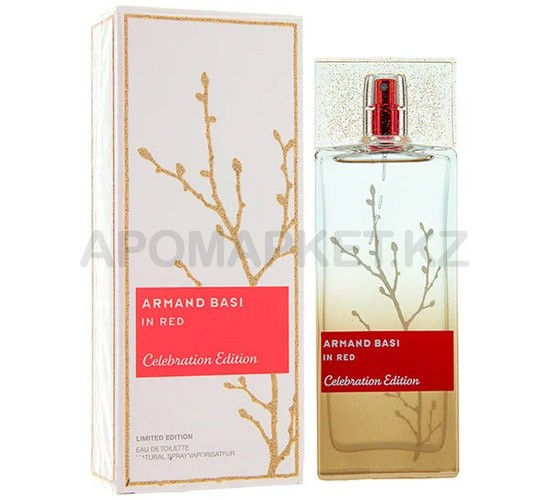 Armand Basi In Red Celebration Edition (Eau de Toilette)