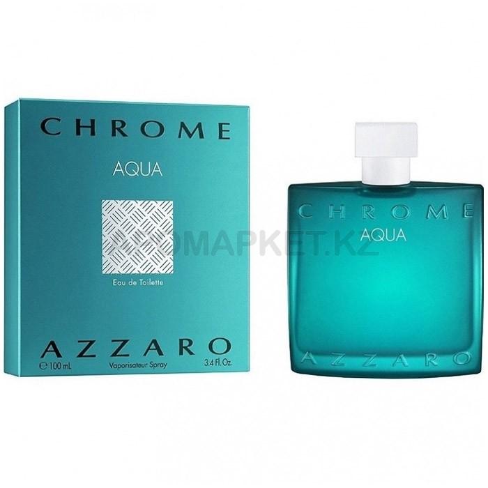 Azzaro Chrome Aqua (Eau de Toilette)