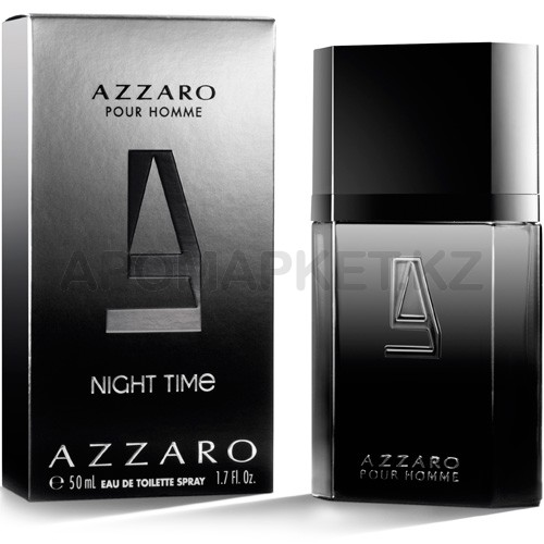 Azzaro Night Time pour Homme