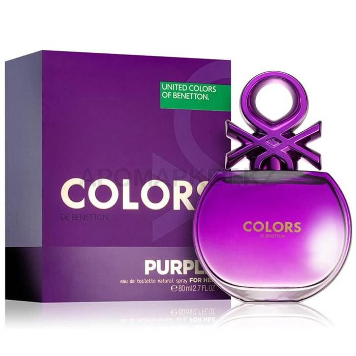 Benetton Colors de Benetton Purple (Eau de Toilette)