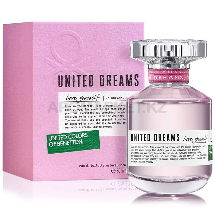 Benetton United Dreams Love Yourself (Eau de Toilette)