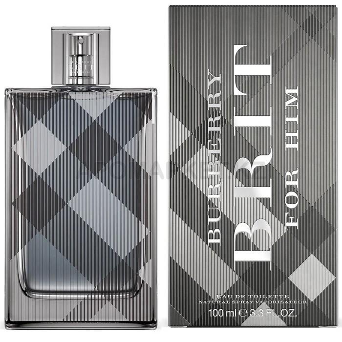 Burberry Brit for Men / 2015 (Eau de Toilette)