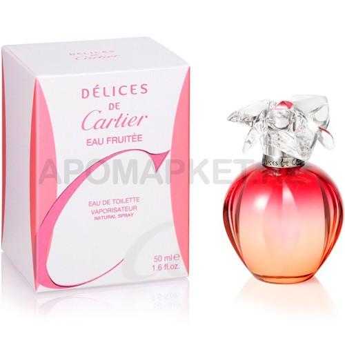 Cartier Delices de Cartier Eau Fruitee