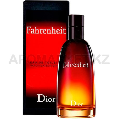 Christian Dior Fahrenheit / 2015