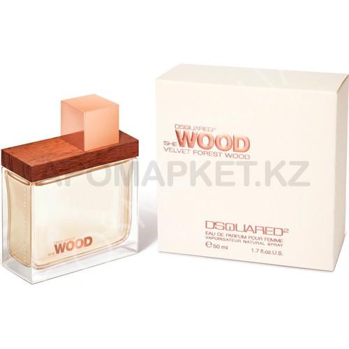 DSquared2 She Wood Velvet Forest Wood