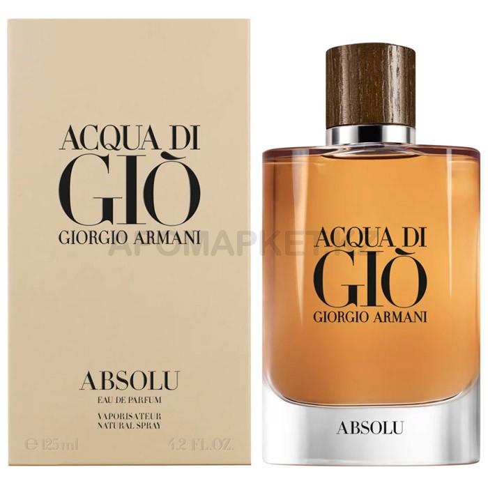 Giorgio Armani Acqua di Gio Absolu (Eau de Parfum)