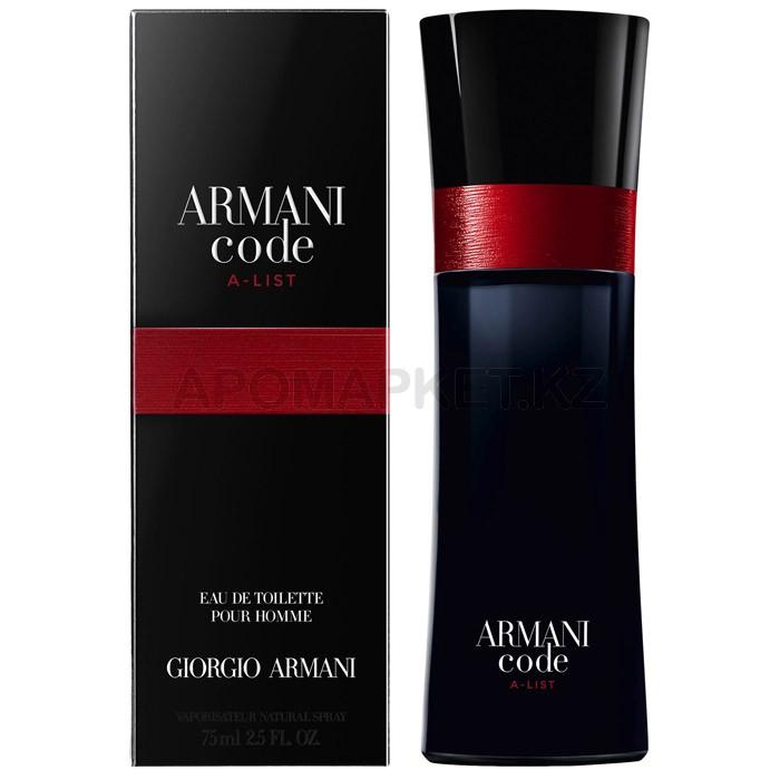 Giorgio Armani Armani Code A-List (Eau de Toilette)