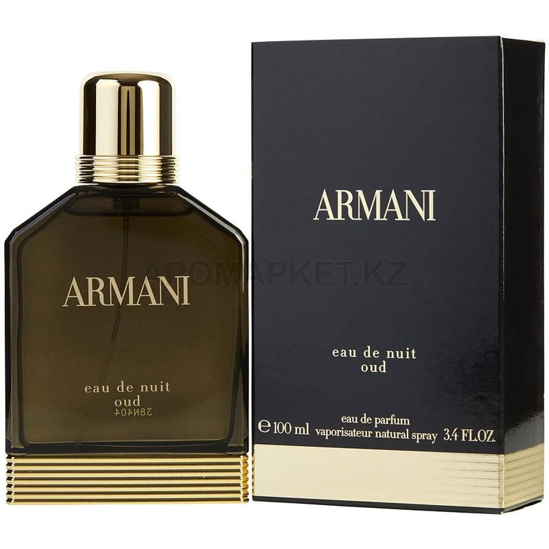 Giorgio Armani Eau De Nuit Oud (Eau de Parfum)