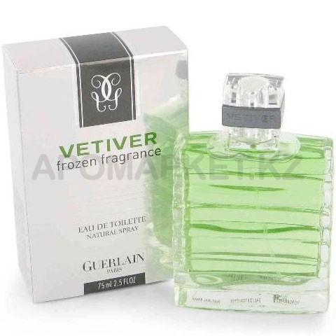 Guerlain Vetiver Frozen Fragrance
