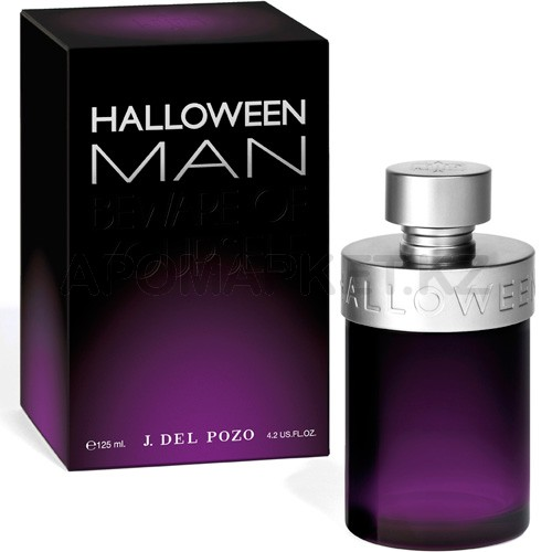 J. Del Pozo Halloween Man Beware of Yourself