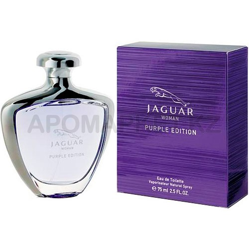 Jaguar Purple Edition for Woman
