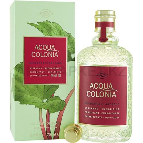 Kolnisch Wasser 4711 Acqua Colonia Rhubarb & Clary Sage
