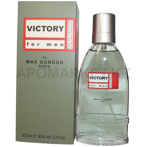 Max Gordon Victory for Men