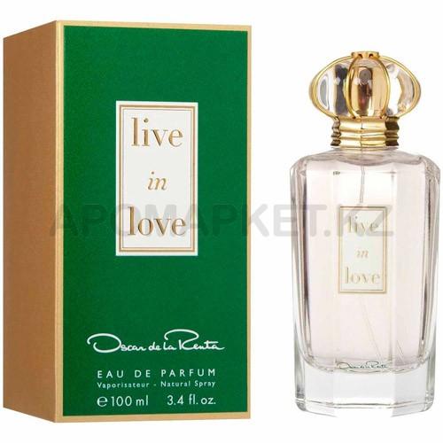 Oscar De La Renta Live in Love