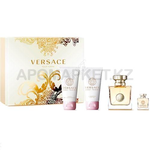 Versace - Pour Femme - Набор