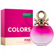 Benetton Colors de Benetton Pink